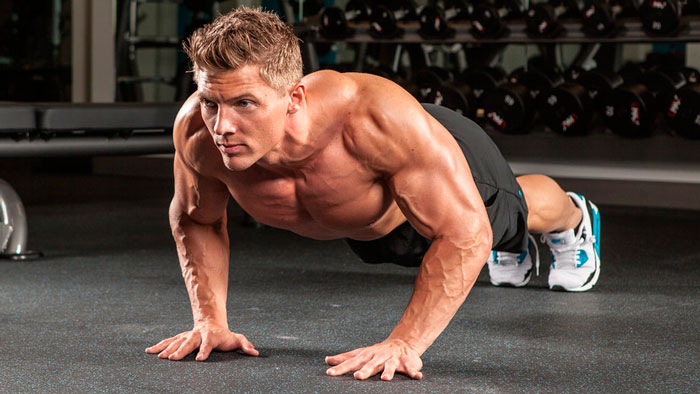 gain muscle mass at home