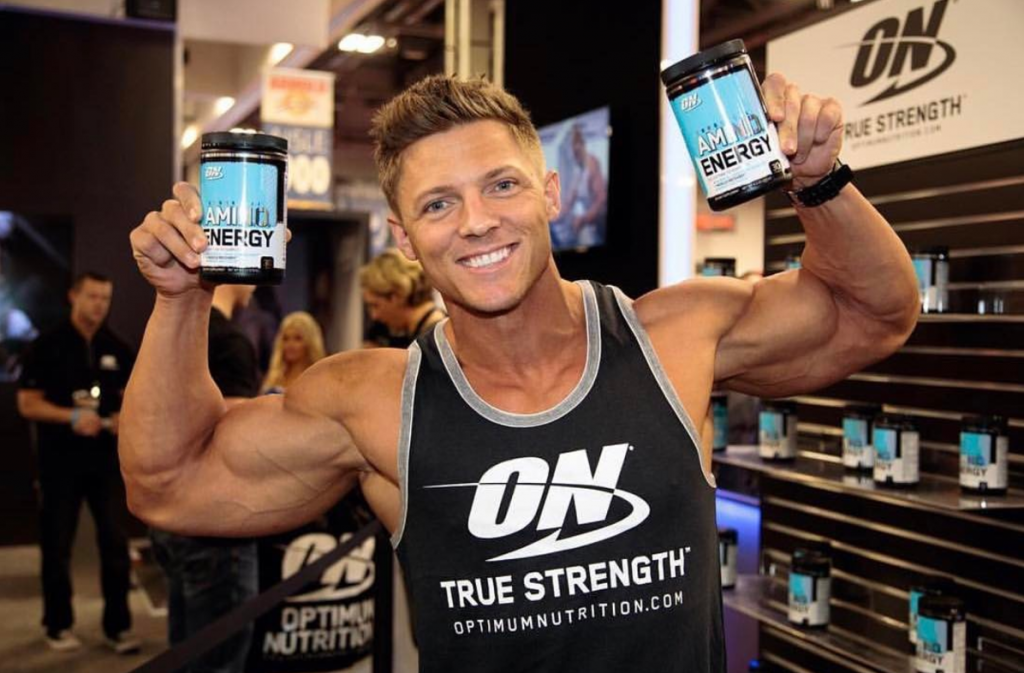 steve cook supplements