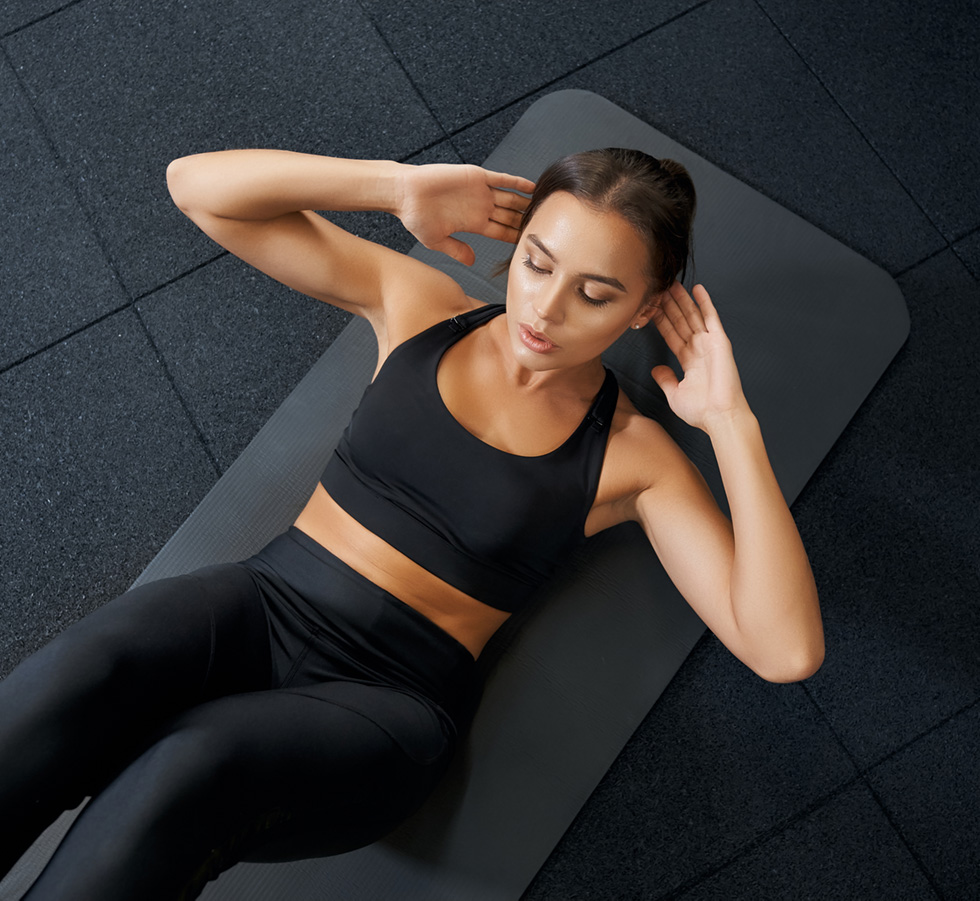 work out tips for abs